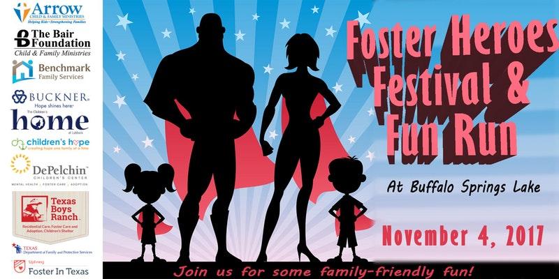 Foster Heros Festival November 4th