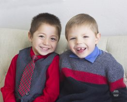 Kayden and Kyler
