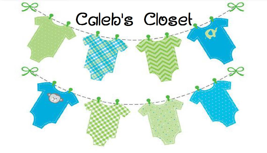 Donations to Caleb's Closet